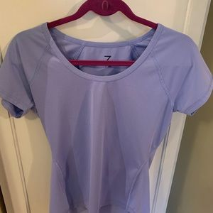 Quick dry activewear shirt by Zella.